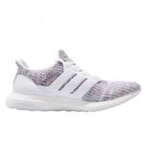 Adidas Ultra Boost 4.0 Cloud White Multicolor